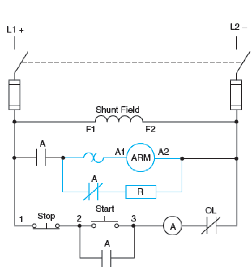 Chapter 50, Problem 5SQ, Why is it necessary to open the disconnect switch when the machine is not in operation (Figure 502)?