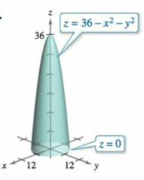 Chapter 14.6, Problem 20E, Volume In Exercises 1720, use a triple integral to find the volume of the solid shown in the figure.