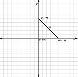Chapter 10.CT, Problem 14CT, For providing the theorem The midpoint of the hypotenuse of a right triangle is equidistant from all , example  2
