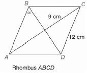 Chapter 11.CR, Problem 7CR, In Exercises 5 to 8, state the ratio needed, and use it to find the measure of the indicated angle
