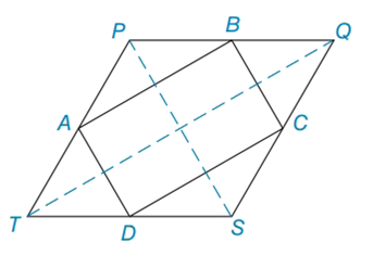 Chapter 4.3, Problem 23E, In Exercises 23 and 24, supply the missing statements and reasons. Given: Quadrilateral PQST with