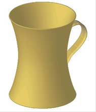 Chapter 3.3, Problem 58E, Coffee is being poured into the mug shown in the figure at a constant rate measured in volume per