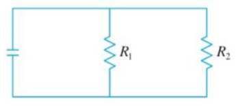 Chapter 3.9, Problem 39E, If two resistors with resistances R1 and R2 are connected in parallel, as in the figure, then the