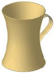 Chapter 4.3, Problem 70E, Coffee is being poured into the mug shown in the figure at a constant rate (measured in volume per