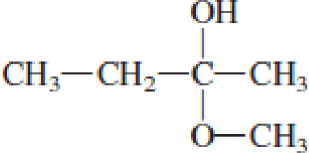 Chapter 15, Problem 15.92EP, Indicate whether each of the following compounds is a hemiacetal. , example  2