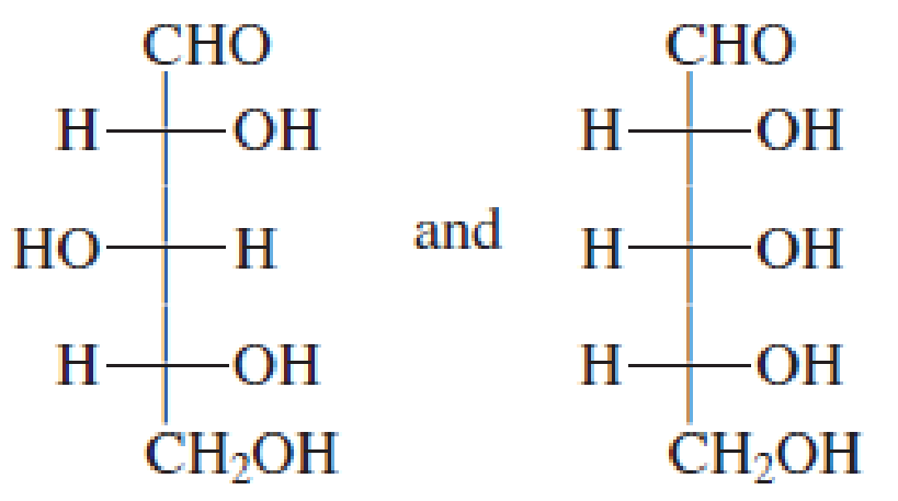Chapter 18, Problem 18.41EP, Characterize the members of each of the following pairs of structures as (1) enantiomers, (2) , example  1