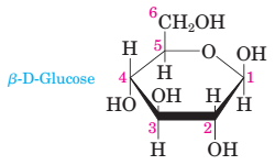 Chapter 17, Problem 17.74P, 17-74 Glucose, C6H12O6, contains an aldehyde group but exists predominantly in the form of the , example  1