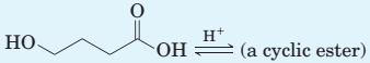 Chapter 18.5, Problem 18.3P, Problem 18-3 Complete these Fischer esterification reactions: , example  2