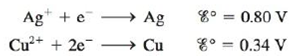 Chapter 17, Problem 138CWP, An electrochemical cell consists of a silver metal electrode immersed in a solution with [Ag+] =