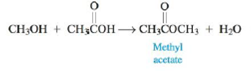 Chapter 18, Problem 53E, Consider the following reaction to produce methyl acetate: When this reaction is carried out with