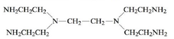 Chapter 20, Problem 93CP, Chelating ligands often form more stable complex ions than the corresponding monodentate ligands