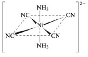 Chapter 20, Problem 97CP, Sketch and explain the most likely crystal field diagram for the following complex ion: Note: The CN