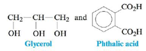 Chapter 21, Problem 128AE, Another way of producing highly crosslinked polyesters is to use glycerol. Alkyd resins are a