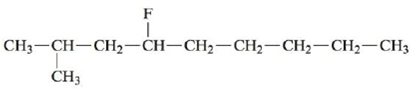 Chapter 21, Problem 138CWP, Name each of the following alkanes. a. b. c. , example  3