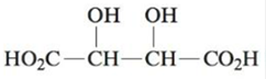 Chapter 21, Problem 147CP, The structure of tartaric acid is a. Is the form of tartaric acid pictured below optically active? , example  1