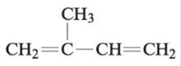 Chapter 21, Problem 74E, Isoprene is the repeating unit in natural rubber. The structure of isoprene is a. Give a systematic , example  1