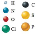 Chapter 3, Problem 121E, Name the acids illustrated below. a. b. c. d. e. , example  6