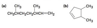 Chapter 11.7, Problem 16P, What alkyl halides might the following alkenes have been made from?
