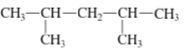 Chapter 1, Problem 1.50EP, Give the IUPAC name for each of the following alkanes. a. b. c. d. , example  4