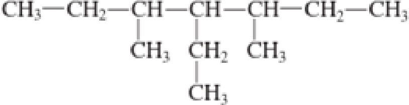 Chapter 1, Problem 1.52EP, Give the IUPAC name for each of the following alkanes. a. b. c. d. , example  1