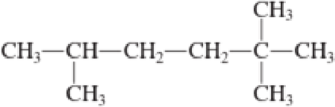 Chapter 1, Problem 1.52EP, Give the IUPAC name for each of the following alkanes. a. b. c. d. , example  2