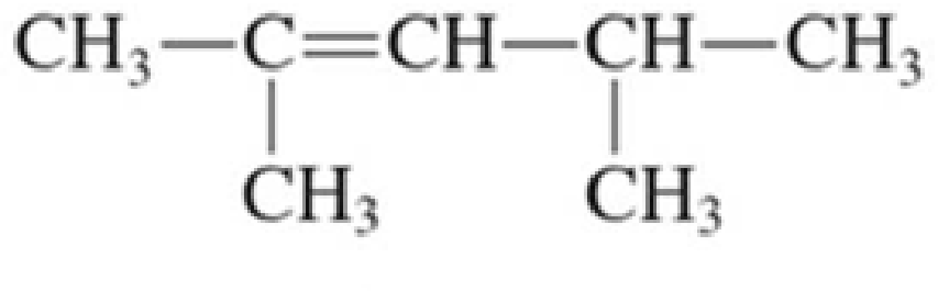 Chapter 2, Problem 2.17EP, Assign an IUPAC name to each of the following unsaturated hydrocarbons. a. CH3CH=CHCH3 b. c. d. , example  1