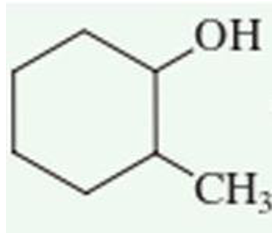 Chapter 3.3, Problem 4QQ, What is the correct IUPAC name for the compound ? a. 1-hydroxy-2-methylcyclohexane b.