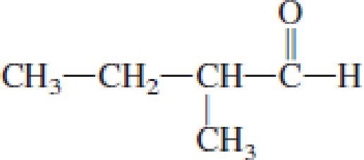 Chapter 4, Problem 4.17EP, Assign an IUPAC name to each of the following aldehydes. a. CH3CH2CHO , example  1