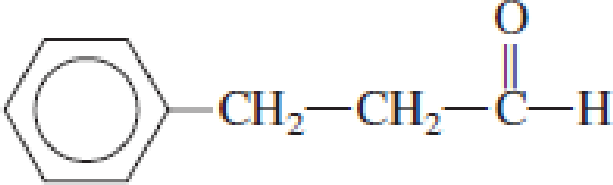 Chapter 4, Problem 4.17EP, Assign an IUPAC name to each of the following aldehydes. a. CH3CH2CHO , example  3