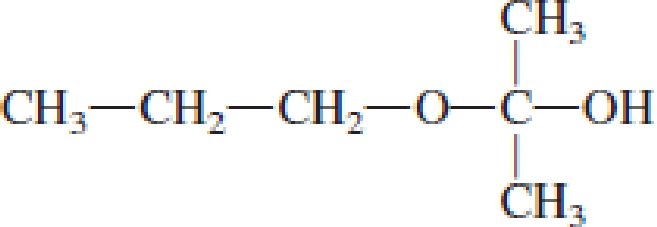 Chapter 4, Problem 4.99EP, Indicate whether each of the following compounds is an acetal. , example  3