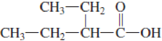 Chapter 5, Problem 5.13EP, Give the IUPAC name for each of the following carboxylic acids. a. CH3CH2COOH , example  3