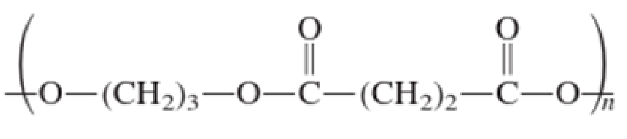 Chapter 5, Problem 5.141EP, Draw the structural formulas of the monomers needed to form the following polyester.