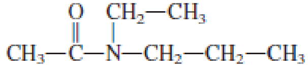Chapter 6, Problem 6.100EP, Indicate whether or not each of the following compounds contains an amide functional group. , example  2