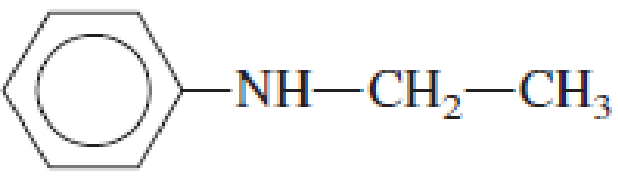 Chapter 6, Problem 6.22EP, Name each of the following aromatic amines as a derivative of aniline. , example  2