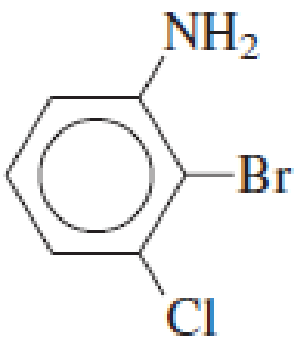 Chapter 6, Problem 6.22EP, Name each of the following aromatic amines as a derivative of aniline. , example  4
