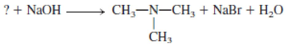 Chapter 6, Problem 6.53EP, Draw the structure of the missing substance or sub stances in each of the following reactions , example  1