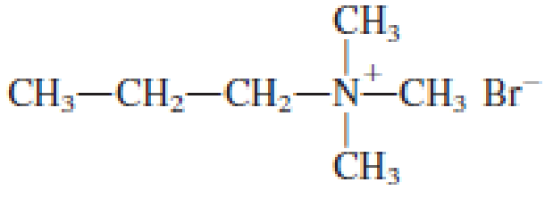 Chapter 6, Problem 6.74EP, Indicate whether or not each of the salts in Problem 17-72 can be converted back to its parent amine , example  4