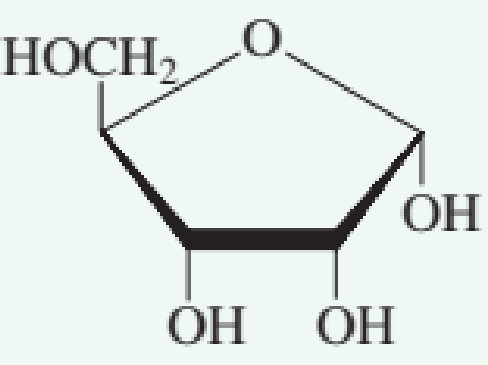 Chapter 7.10, Problem 2QQ, Which of the following structures represents a -monosaccharide? a. no correct response , example  3