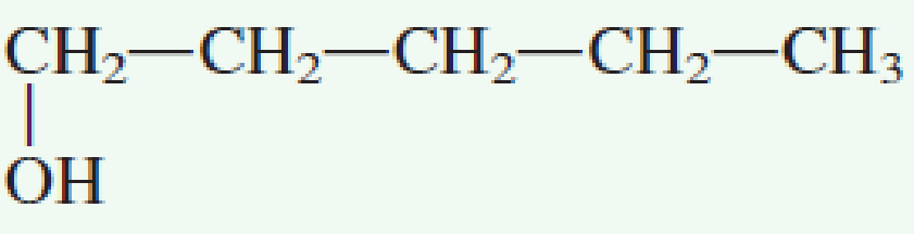 Chapter 7.4, Problem 1QQ, Which of the following molecules possesses a chiral center? a. no correct response , example  1