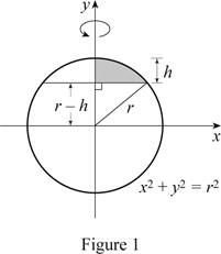 Single Variable Calculus: Concepts and Contexts, Enhanced Edition, Chapter 6, Problem 3P