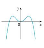 Chapter 2.8, Problem 3E, Match the graph of each function in (a)(d) with the graph of its derivative in IIV. Give reasons for , example  4