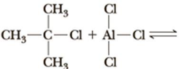 Chapter 4, Problem 4.33P, Complete the equation for the reaction between each Lewis acid-base pair. In each equation, label , example  1