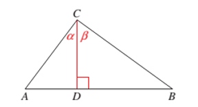 Chapter 1.1, Problem 17PS, Problems 17 through 22 refer to Figure 19. (Remember: The sum of the three angles in any triangle is