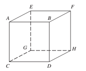 Chapter 1.1, Problem 72PS, Geometry: Characteristics of a Cube The object shown in Figure 27 is a cube (all edges are equal in