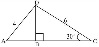 Chapter 2.3, Problem 39PS, In Problems 39 and 40, use the information given in the diagram to find A to the nearest degree.