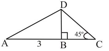 Chapter 2.3, Problem 40PS, In Problems 39 and 40, use the information given in the diagram to find A to the nearest degree.