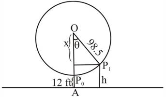 Chapter 2.3, Problem 65PS, Ferris Wheel In 1897, a Ferris wheel was built in Vienna that still stands today. It is named the
