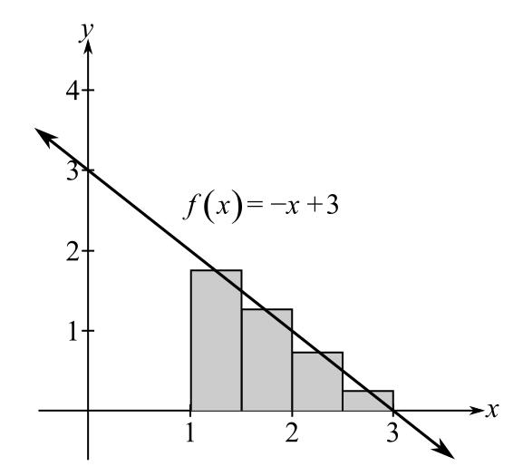 Calculus: An Applied Approach (MindTap Course List), Chapter 5.6, Problem 1E