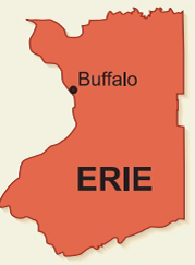 Chapter 7.9, Problem 34E, HOW DO YOU SEE IT? The figure below shows Erie County, New York. Let f(x, y) represent the total