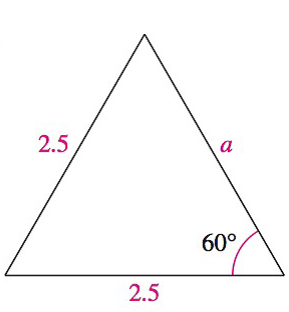 Chapter 8.1, Problem 38E, Analyzing Triangles In Exercises 33-40, solve the triangle for the indicated side and/or angle.
